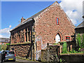 NY4754 : Converted Methodist chapel by Rose and Trev Clough