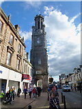NS3321 : Wallace Tower Ayr  High Street by david cameron photographer