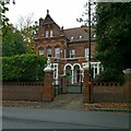 SP0385 : Victorian villa, Woodbourne Road by Alan Murray-Rust
