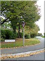 ST1419 : Oldway Road (A38) seen from the end of Hoyles Road, Wellington by David Smith