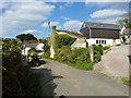 SW5828 : Trevurvas Farm by Richard Law
