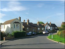 TQ4563 : Worlds End Lane, Green Street Green by Chris Whippet