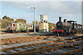 NZ2325 : Multiple railway tracks at Shildon by Trevor Littlewood