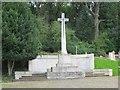 TQ2886 : Cross of Victory by Bill Nicholls