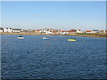 NT4999 : Elie Harbour by G Laird