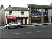H6357 : Phoenix House / Credit Union, Ballygawley by Kenneth  Allen