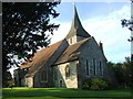 TQ4763 : St. Martin of Tours, Chelsfield by Chris Whippet