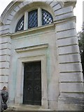TQ2887 : Vault of Julius Beer by Bill Nicholls