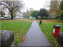 SX9265 : Coronation Park,  Babbacombe by John C