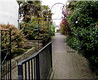 SW7834 : Entrance to Audierne, Penryn by Jaggery