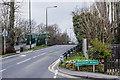 TQ4466 : Crofton Lane railway bridge by Ian Capper