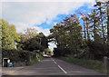 SH4139 : Bryngwydn entrance by John Firth