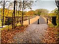 SD7819 : National Cycle Network, Lumb Viaduct by David Dixon
