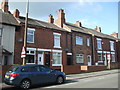 SK3948 : Houses on Derby Road (B6179) by JThomas