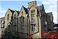 SE2734 : Burley St Matthias C of E Primary School, Burley Road by Roger Templeman