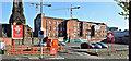 J3374 : Car park, Little Donegall Street, Belfast - November 2015(1) by Albert Bridge