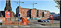 J3374 : Car park, Little Donegall Street, Belfast - November 2015(1) by Albert Bridge
