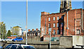 J3374 : Car park, Little Donegall Street, Belfast - November 2015(2) by Albert Bridge