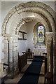 SK8282 : Chancel arch, St Nicholas' church, Littleborough by Julian P Guffogg