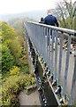 SJ2742 : From  the  Trevor  end  of  the  Pontcysyllte  Aqueduct by Martin Dawes