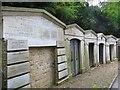 TQ2887 : Family Vaults by Bill Nicholls