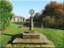 SD6911 : Monument at Smithills Hall by Philip Platt
