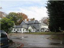 SJ3454 : The  Beeches  restaurant  next  to  Premier  Inn  Gresford by Martin Dawes