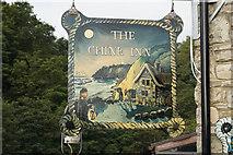 SZ5881 : The Chine Inn,  Shanklin by Ian S