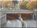 SE2933 : Park Lane underpass, Leeds by Stephen Craven