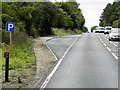 TG1011 : Westbound A47, Layby near Honingham by David Dixon