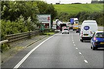 TG1608 : Norwich Bypass (A47) by David Dixon