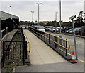 SW8144 : Ramp access to Truro railway station by Jaggery
