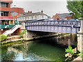 TG2308 : Foundry Bridge, Norwich by David Dixon