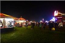 SE7170 : Fairground at Castle Howard by DS Pugh