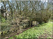 TQ2688 : Mutton Brook by Robin Webster