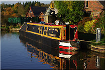SO9969 : 'Thelma' at Tardebigge by Stephen McKay