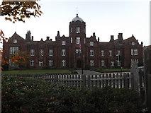 TM1645 : Ipswich School, Ipswich by Adrian Cable