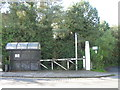NZ3937 : Signs of railway past by Alex McGregor