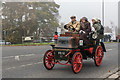 TQ2630 : London to Brighton Veteran Car Run at Handcross, West Sussex by Christine Matthews