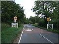 SP9339 : Entering Salford by JThomas