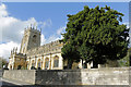 SP0228 : St.Peter's Church, Winchcombe by Alan Hughes
