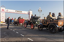 TQ3103 : Approaching the Finishing Line, Madeira Drive, Brighton, East Sussex by Christine Matthews
