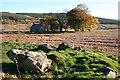 NJ6122 : Druidstone Recumbent Stone Circle (4) by Anne Burgess