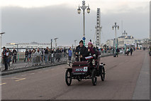 TQ3103 : Veteran Car, Brighton, East Sussex by Christine Matthews