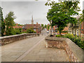 TG2408 : Bishop Gate (Bishop Bridge) by David Dixon