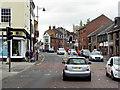 TG2208 : Norwich, Charing Cross by David Dixon