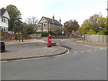 TM1645 : Constable Road & 5 Constable Road Postbox by Adrian Cable