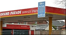 J3673 : Former petrol station, Grand Parade, Belfast (November 2015) by Albert Bridge