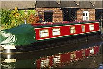 SO9969 : Narrowboat at Tardebigge by Stephen McKay