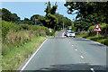 TG2916 : A1151, Norwich Road Approaching Wroxham by David Dixon